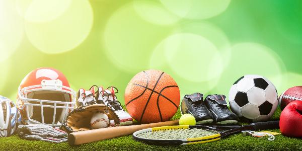 中高生の白髪の原因 スポーツ型イメージ