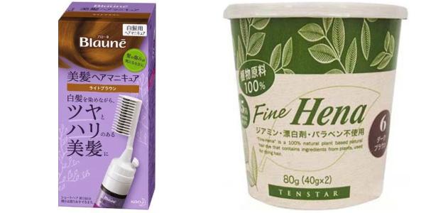ヘナやヘアマニキュアも『かぶれにくい』商品ではあるけど問題もある。