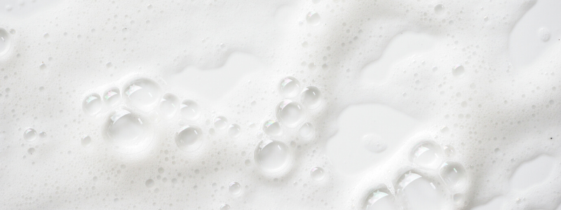 泡のイメージ