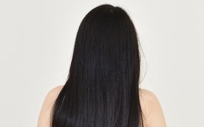 黒髪 画像