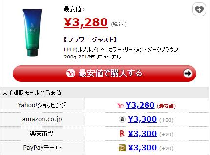 ルプルプを通販サイトから購入する場合は通常価格であることが多い